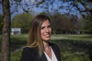 ALESSIA ZIGLIO Assessore Ambiente, Agricoltura, Eventi, Sviluppo sostenibile