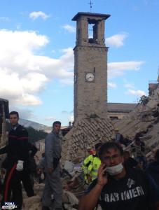 terremoto orologio